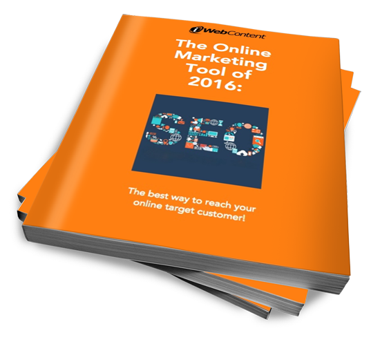 The Online Marketing Tool of 2016: SEO